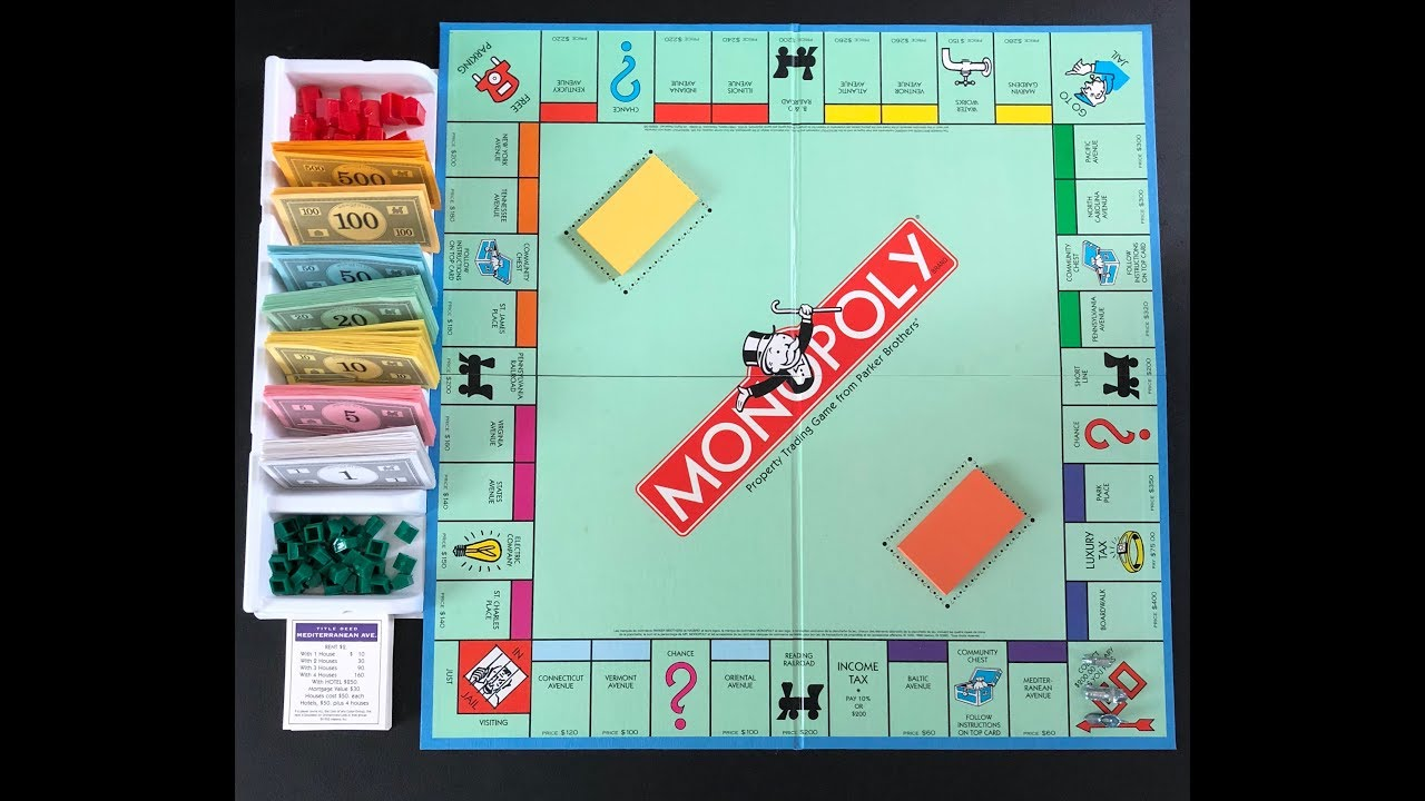 Why Monopoly Is A Great Board Game For Young People
